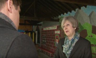 Theresa May's car crash interview probably just lost the Conservatives a seat in parliament [VIDEO]