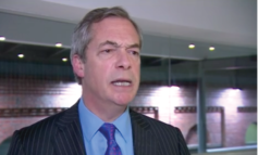 Nigel Farage is seeing red after his advice to Corbyn supporters spectacularly backfires