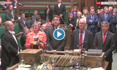 Watch the deplorable behaviour of Tory MPs as they voted against giving firefighters and nurses a pay rise [VIDEO]
