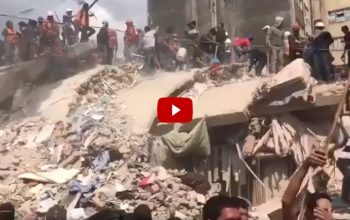 Major earthquake sparks both chaos and solidarity in Mexico City and surrounding areas [VIDEOS]