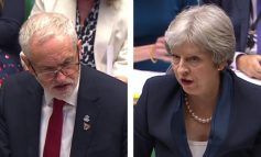Watch Theresa May squirm as Corbyn delivers a killer question at PMQs