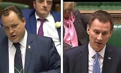 The SNP humiliates Jeremy Hunt after he makes a jaw-dropping claim about the NHS