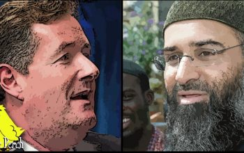 Anjem Choudary deported to his home country at the request of Piers Morgan