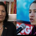 Deb Haaland and Sharice Davids.