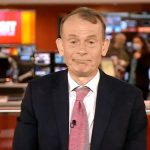 Andrew Marr looking smug