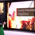 BBC News at Ten report on Gaza